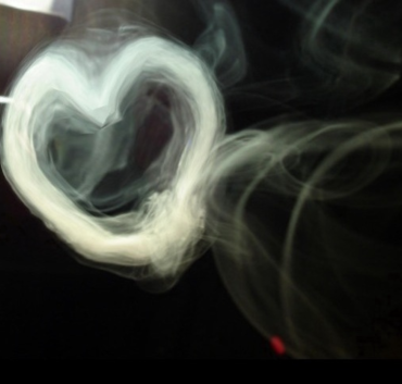 How To Blow Smoke Hearts