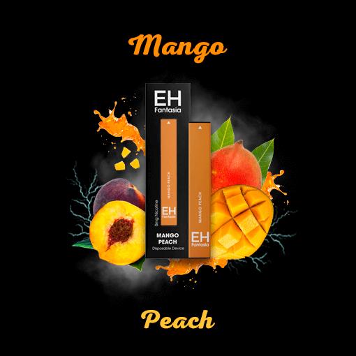 mango peach hookah pen