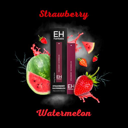 strawberry watermelon hookah pen