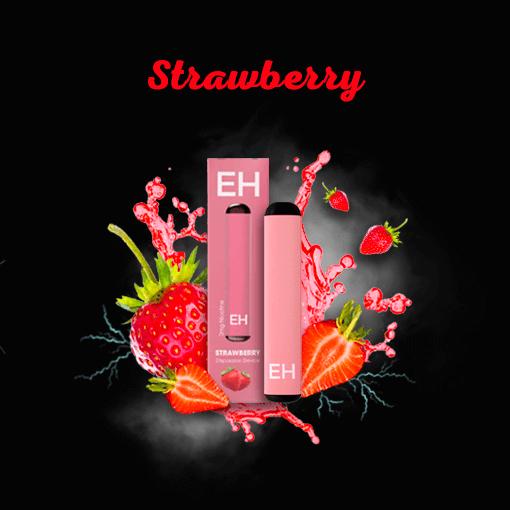 strawberry hookah pen